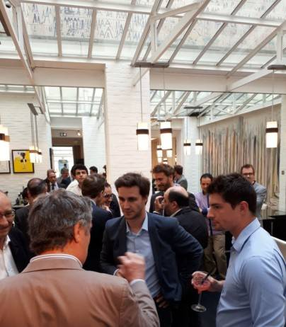 Afterwork Banque Colibee